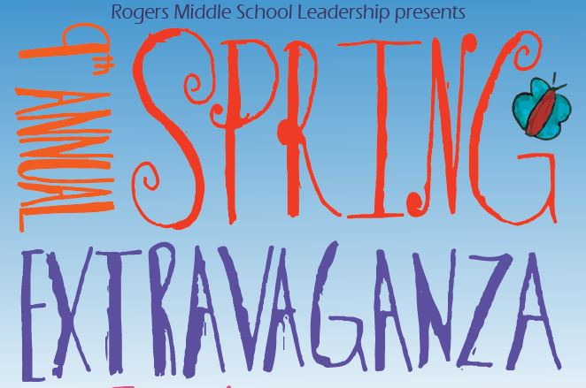 Rogers Middle School Spring Extravaganza