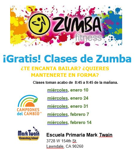 Zumba Parent workshop